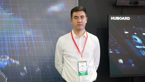 深圳市科伦特电子有限公司销售总监曹喜帅