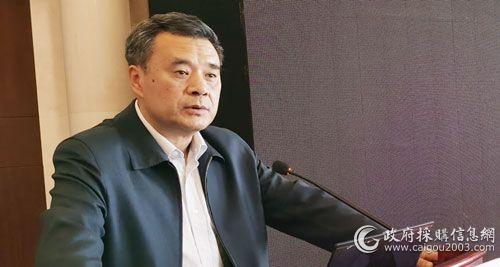联勤保障部队战勤部采购计划处处长王振辉