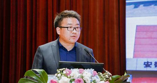 江淮汽车商务车营销公司M6 销售总监朱帅