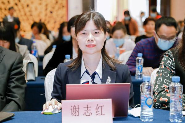 云之龙招标集团有限公司副总裁谢志红