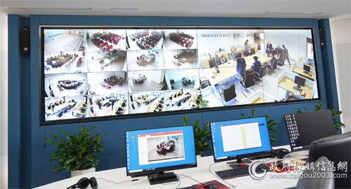 江苏省政府采购中心的项目可以随时进行监控。