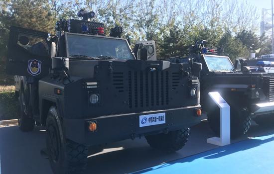 高防护高机动 一机集团注重军民品协调发展