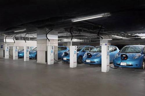 南宁拟出台规范解决电动汽车充电难