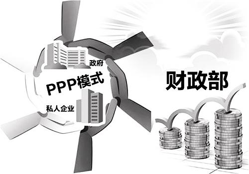 财政部PPP